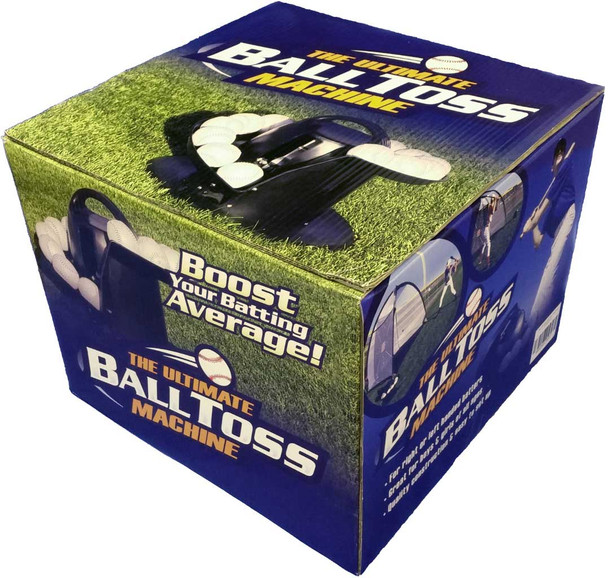 Ultimate Ball Toss Machine in Box