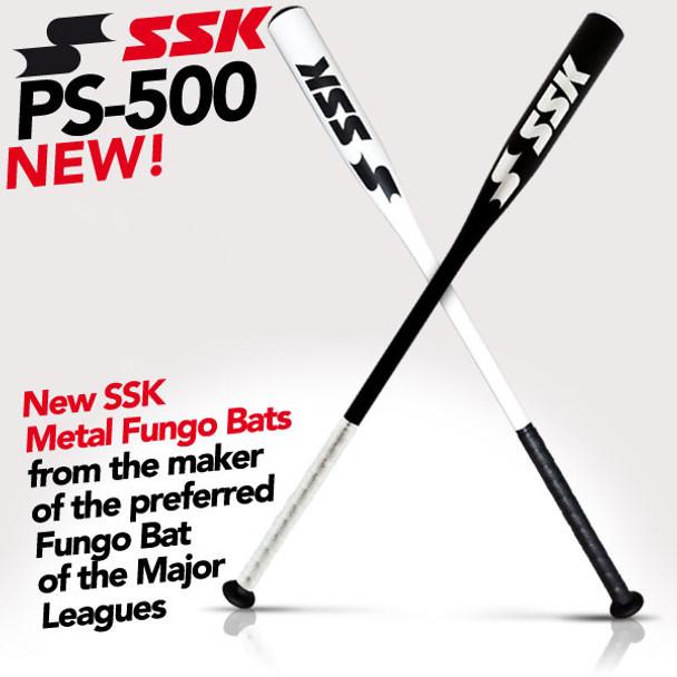 SSK PS-500 Metal Fungo Baseball Bat