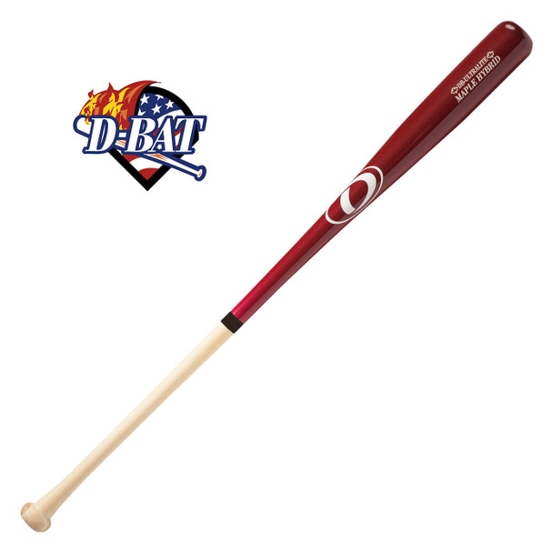 D-Bat UltraLight Hybrid Fungo Wood Bat