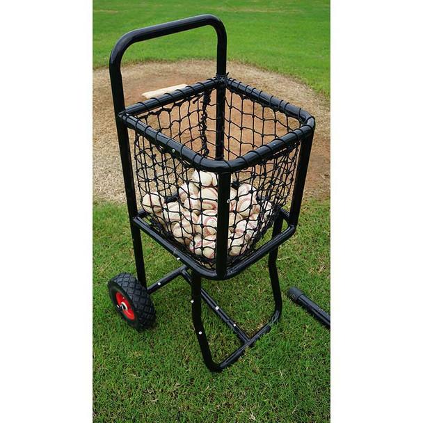 Pro Baseball Ball Cart - Medium
