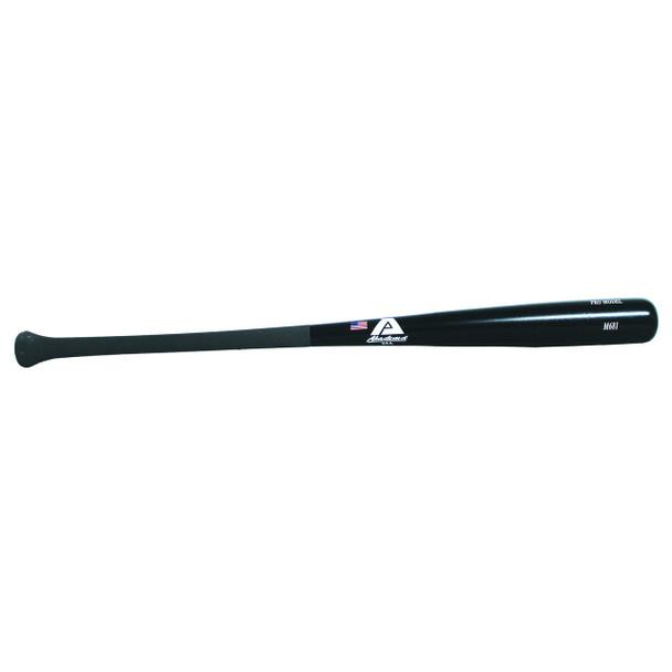 Akadema M681 Elite Hard Maple Baseball Bat with Tacktion