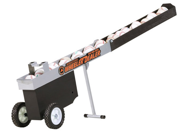Wheeler Dealer Soft Toss Machine