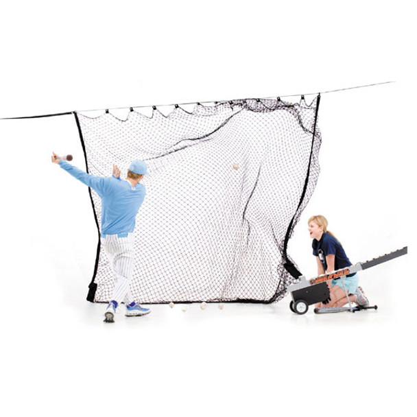 Zip Net Indoor Hitting Net