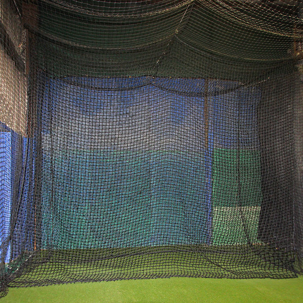 #84 Twisted Poly 12x14 Batting Cage Backdrop