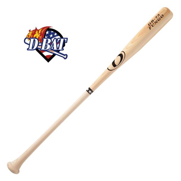 D-Bat F73 Fungo Wood Bat