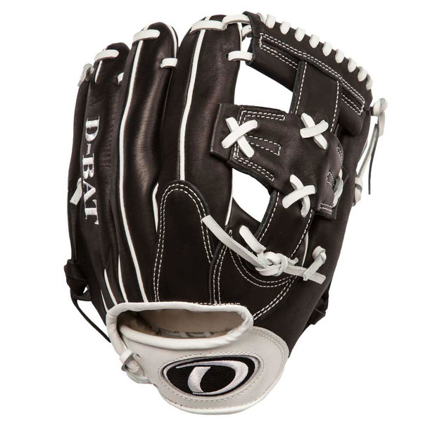 D-Bat Infielder's Glove G106 BAck