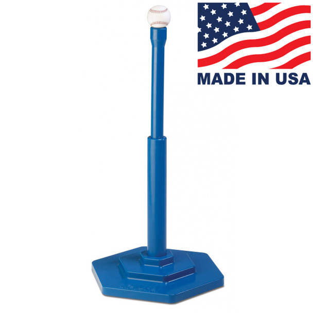 FallLine Premium Single Position Batting Tee - Made in USA
