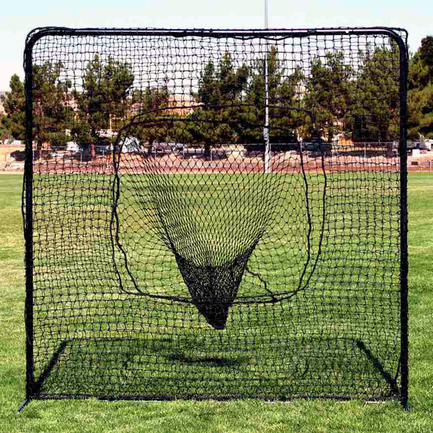 FallLine 7x7 Practice Screen with Sock Net