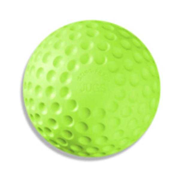 "Sting-Free® 12"" Dimpled Softballs: Game-Ball™ Yellow"