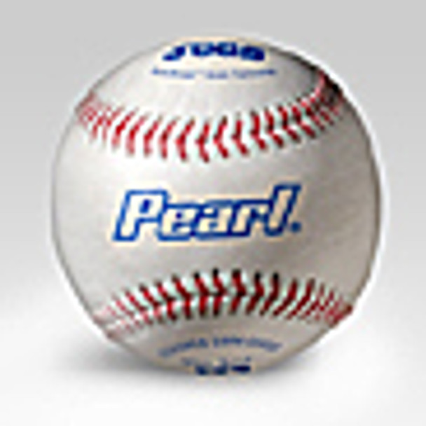 Pearl® Leather Baseballs for Pitching Machines