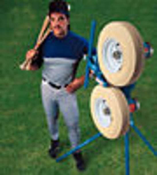 JUGS Curveball Pitching Machine