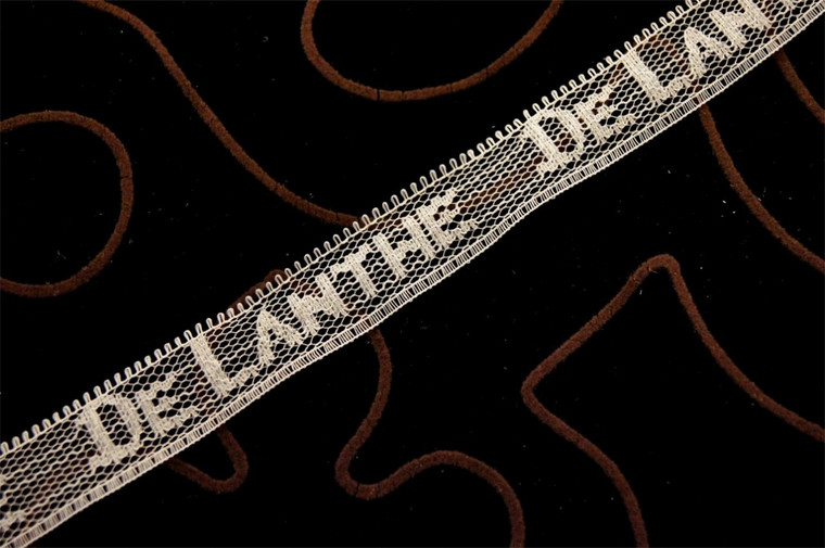 "3/4"" DE LANTHE Off White Wholesale Lace Trim #216"