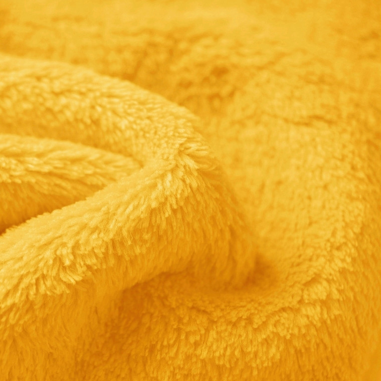 Daffodil whisper cuddle Fleece Wholesale