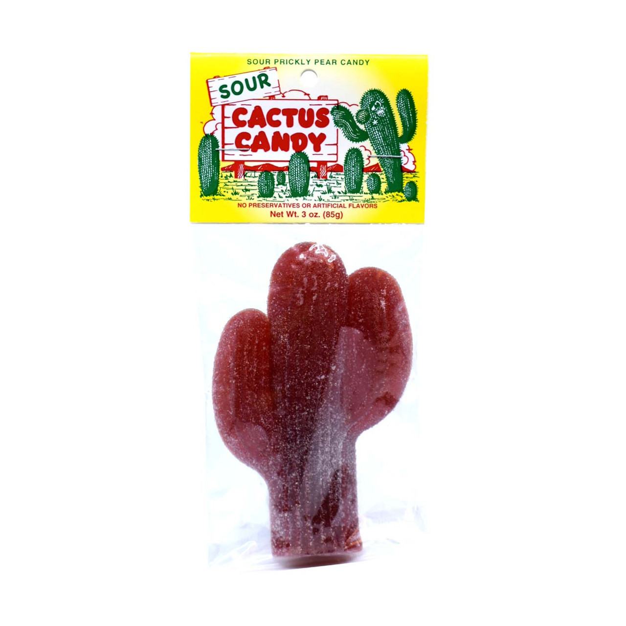 Sour Prickly Pear Cacti
