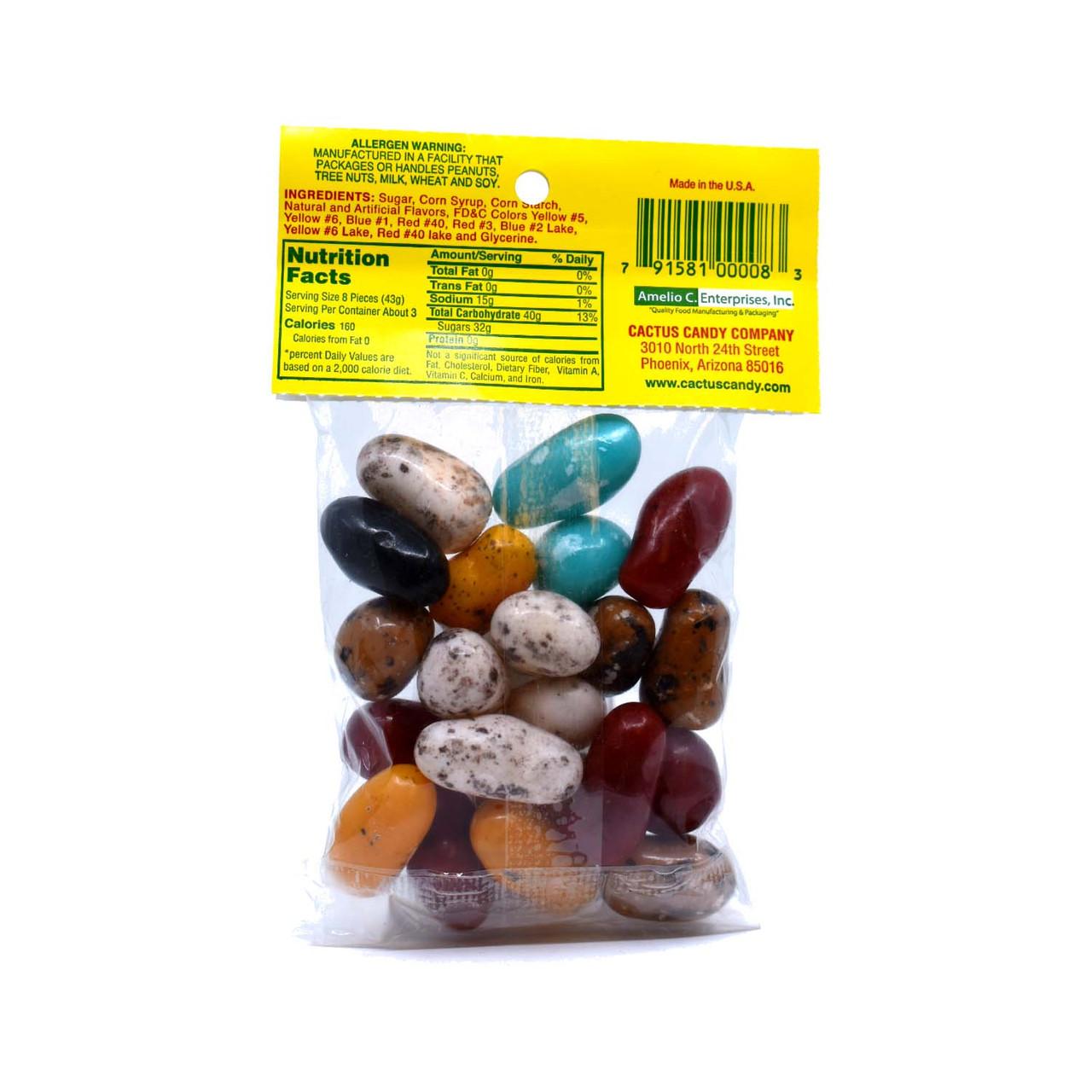 Cello Bag Candy Rocks
