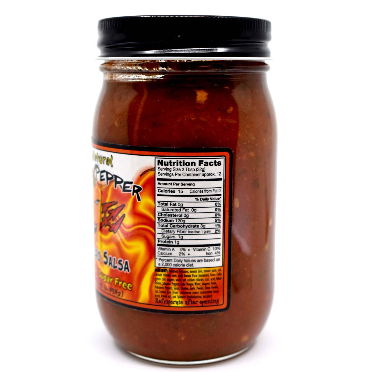 Diablo Pepper HABANERO Salsa
