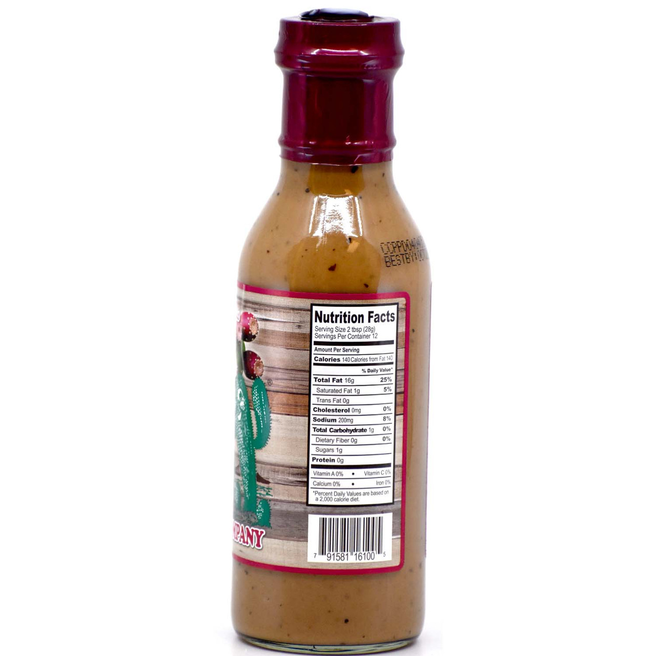 Prickly Pear Dressing 12oz