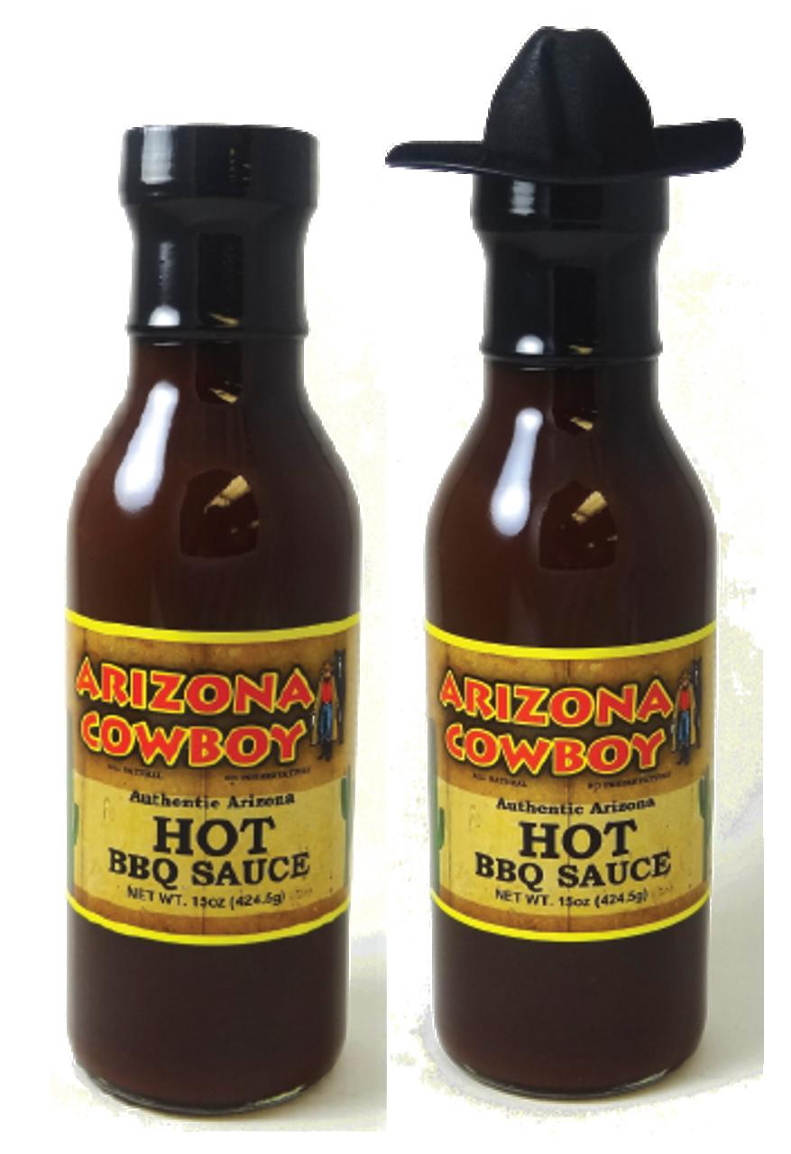 14oz Hot BBQ Sauce