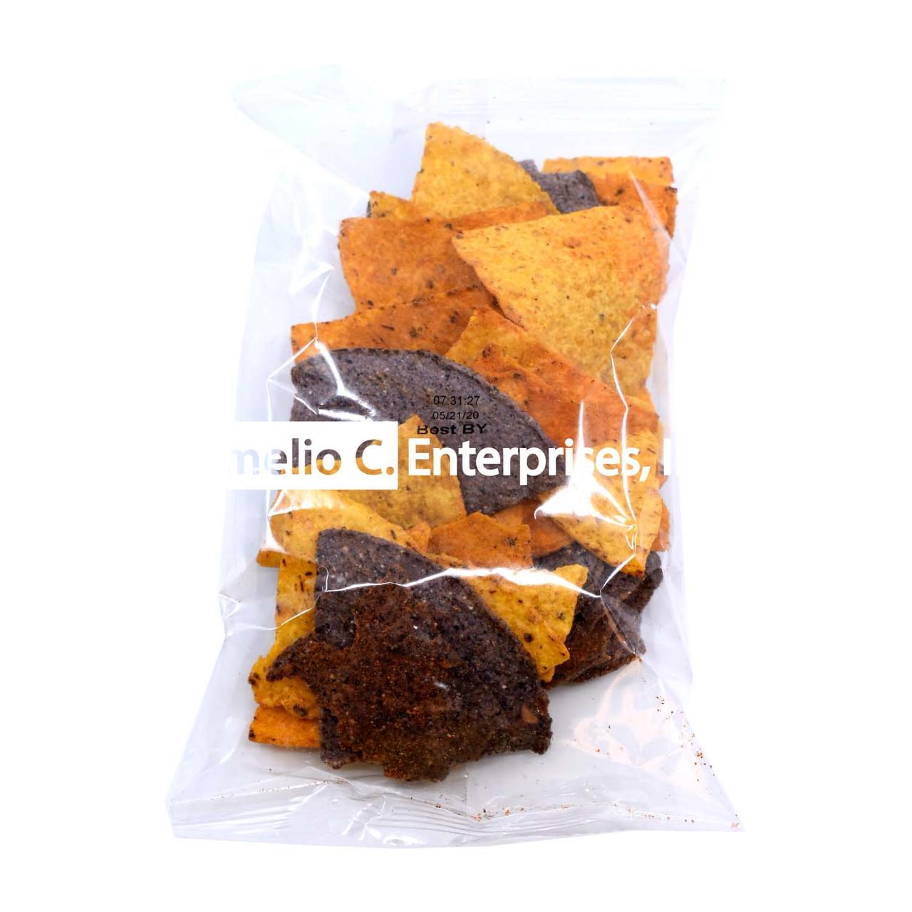 3oz Trio Tortilla Chips