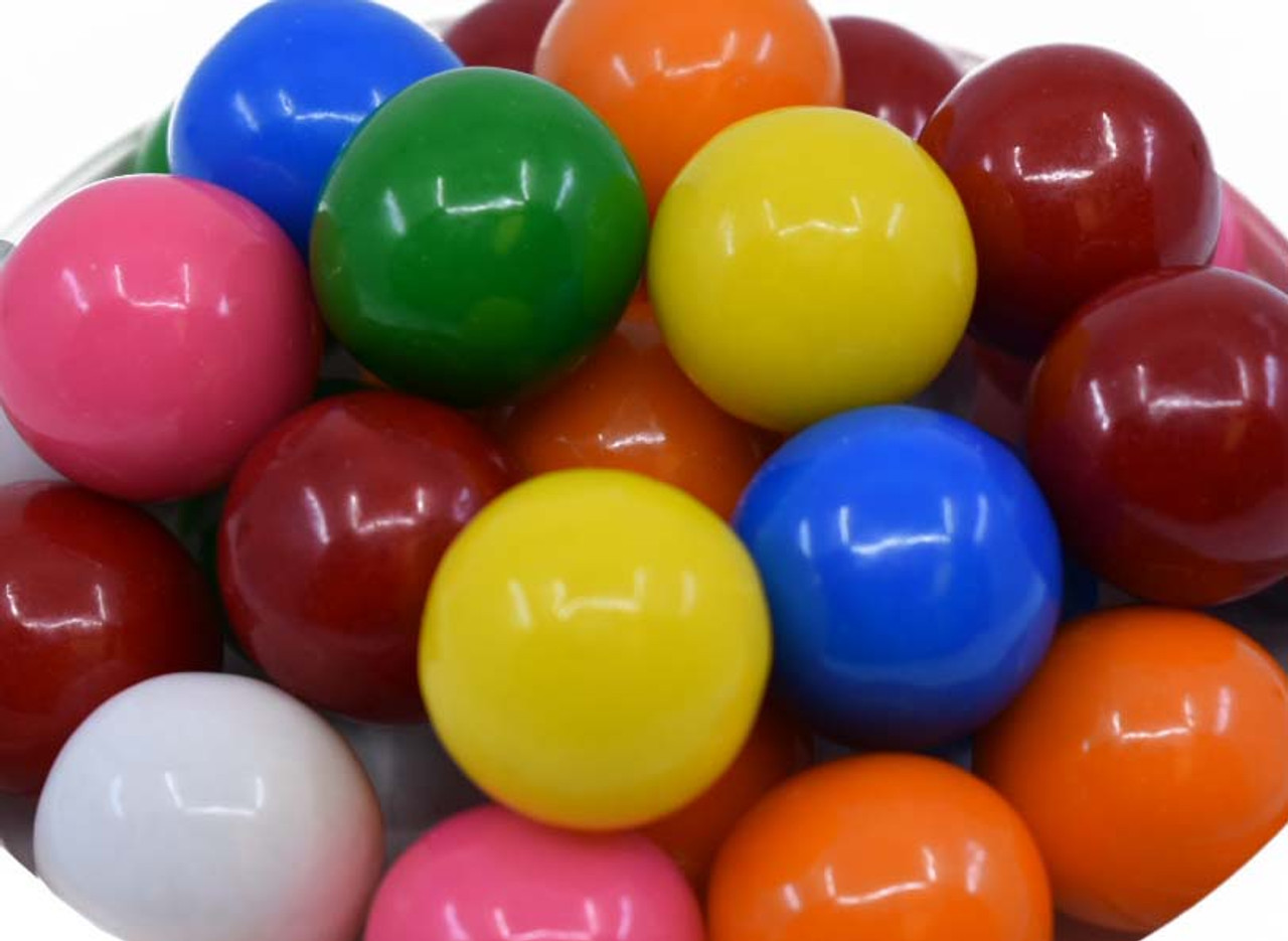 GUMBALLS   (Assorted) 4oz