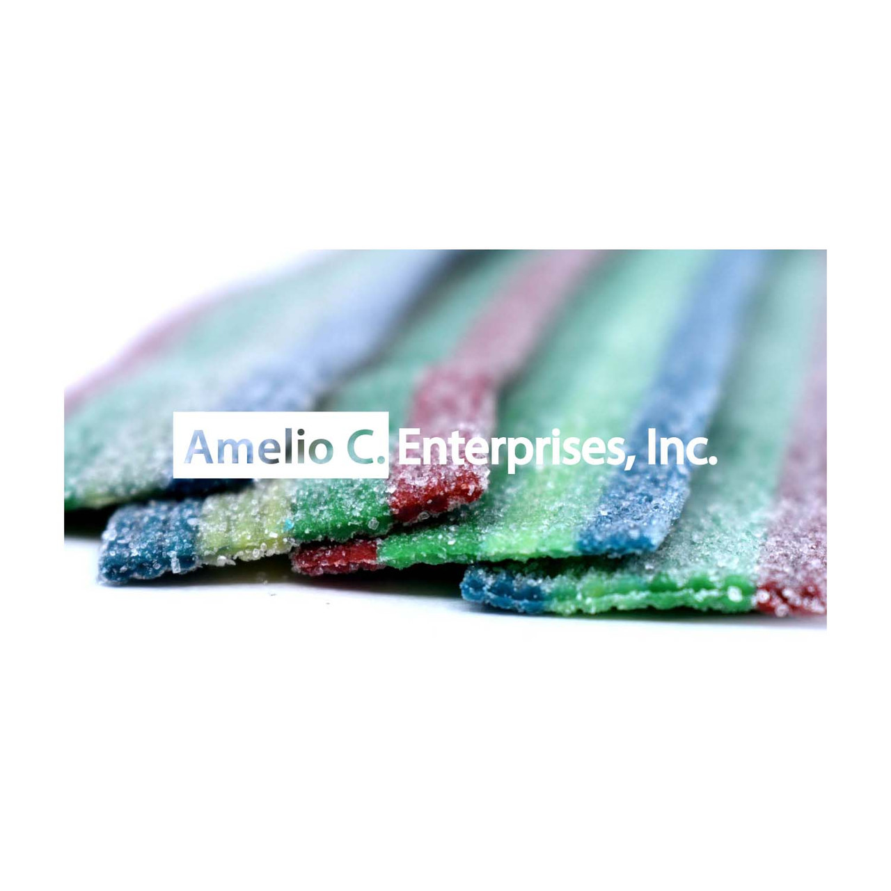 SOUR RAINBOW BELTS 4oz