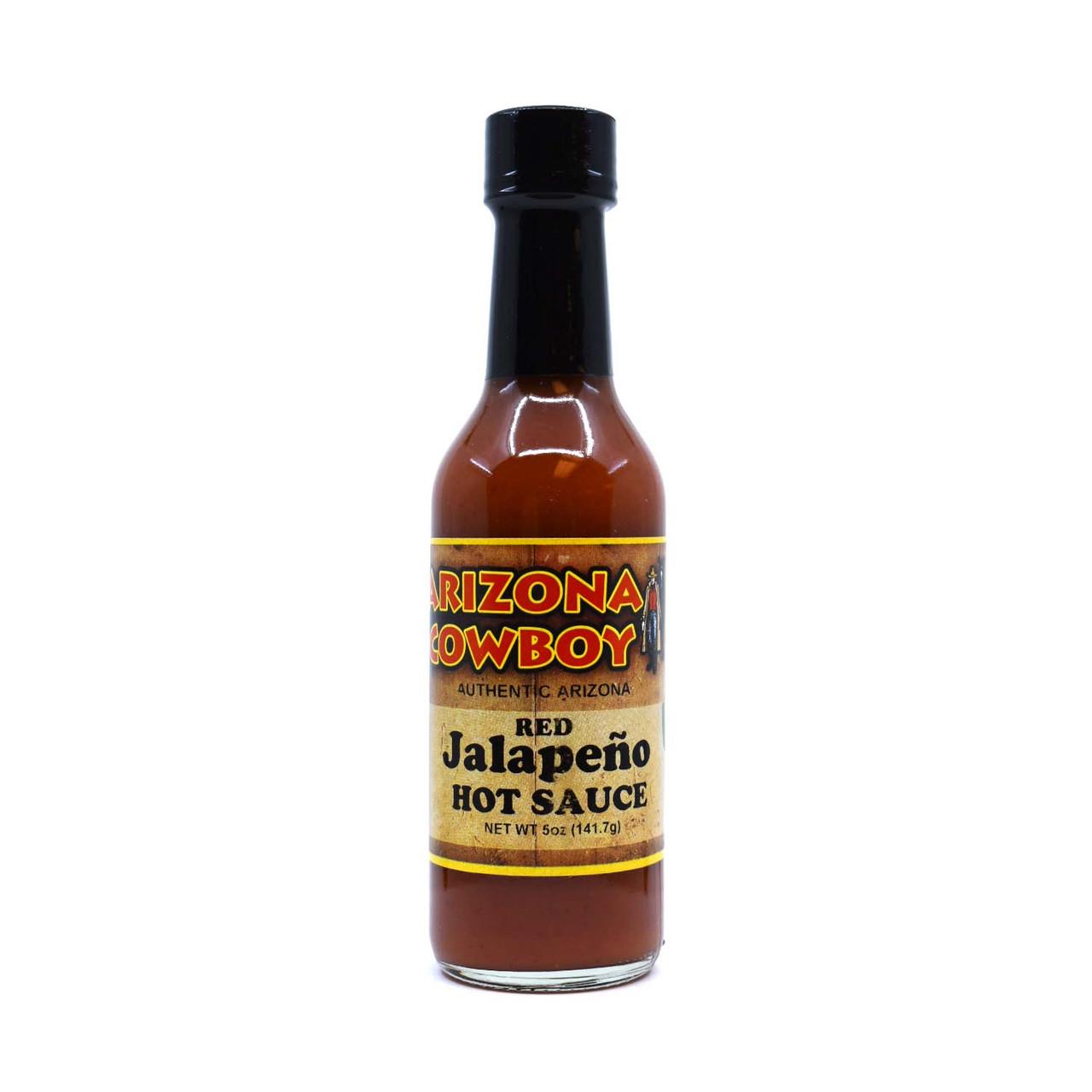 RED JALAPENO Hot Sauce 5oz