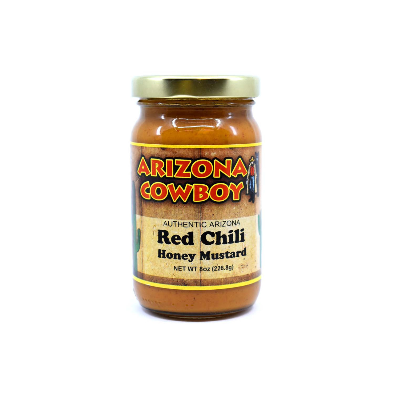 RED CHILE HONEY 8oz