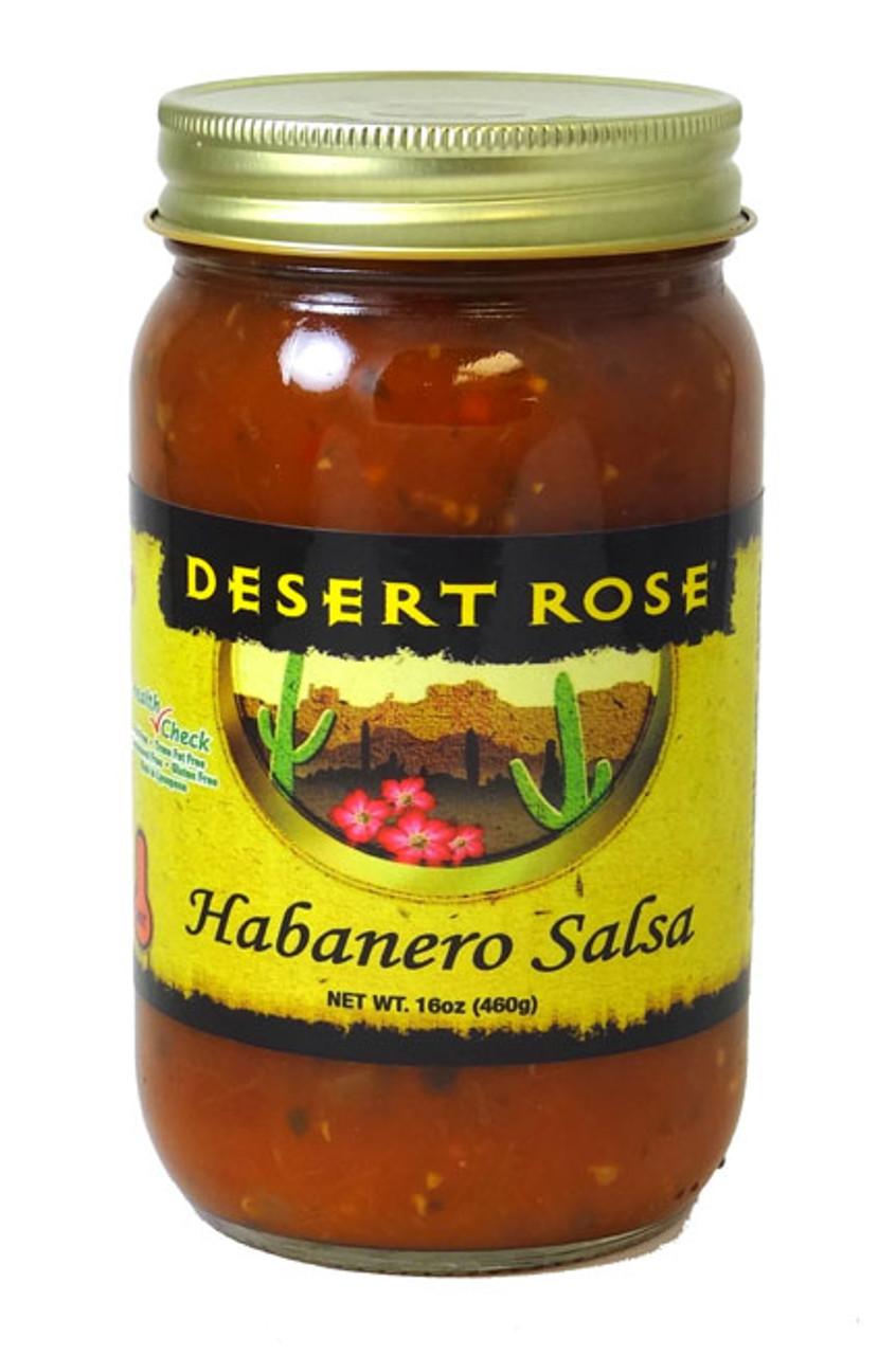 Habanero Salsa 16oz