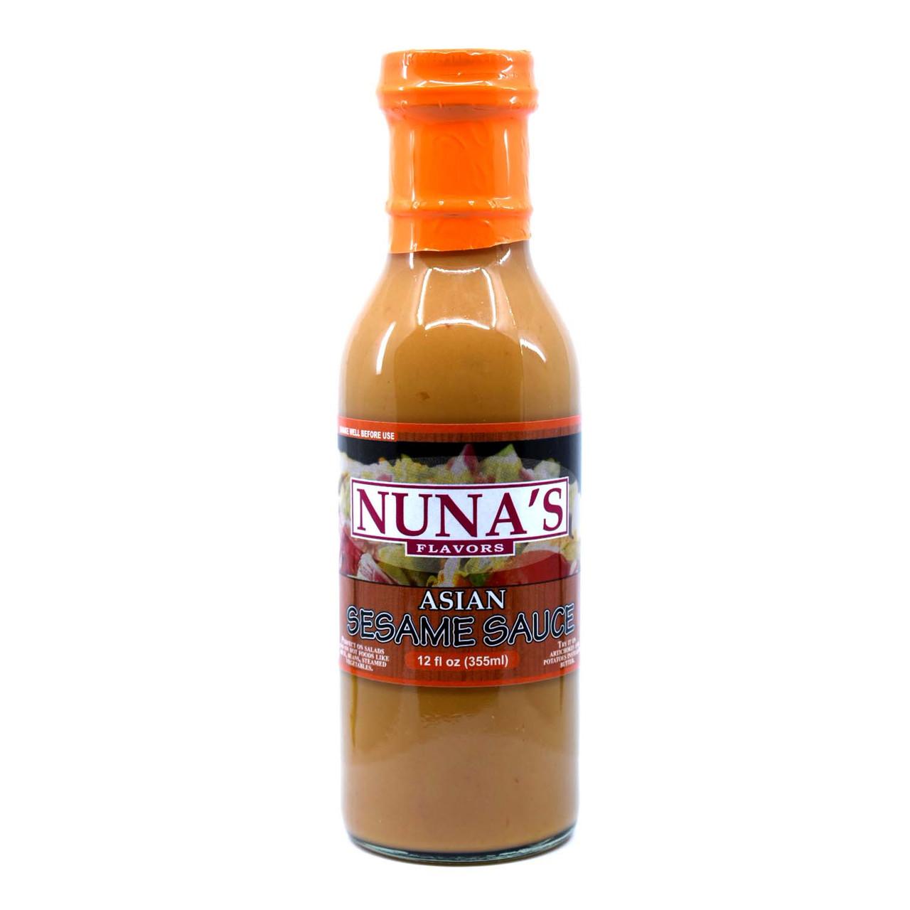 Asian Sesame Sauce 12oz
