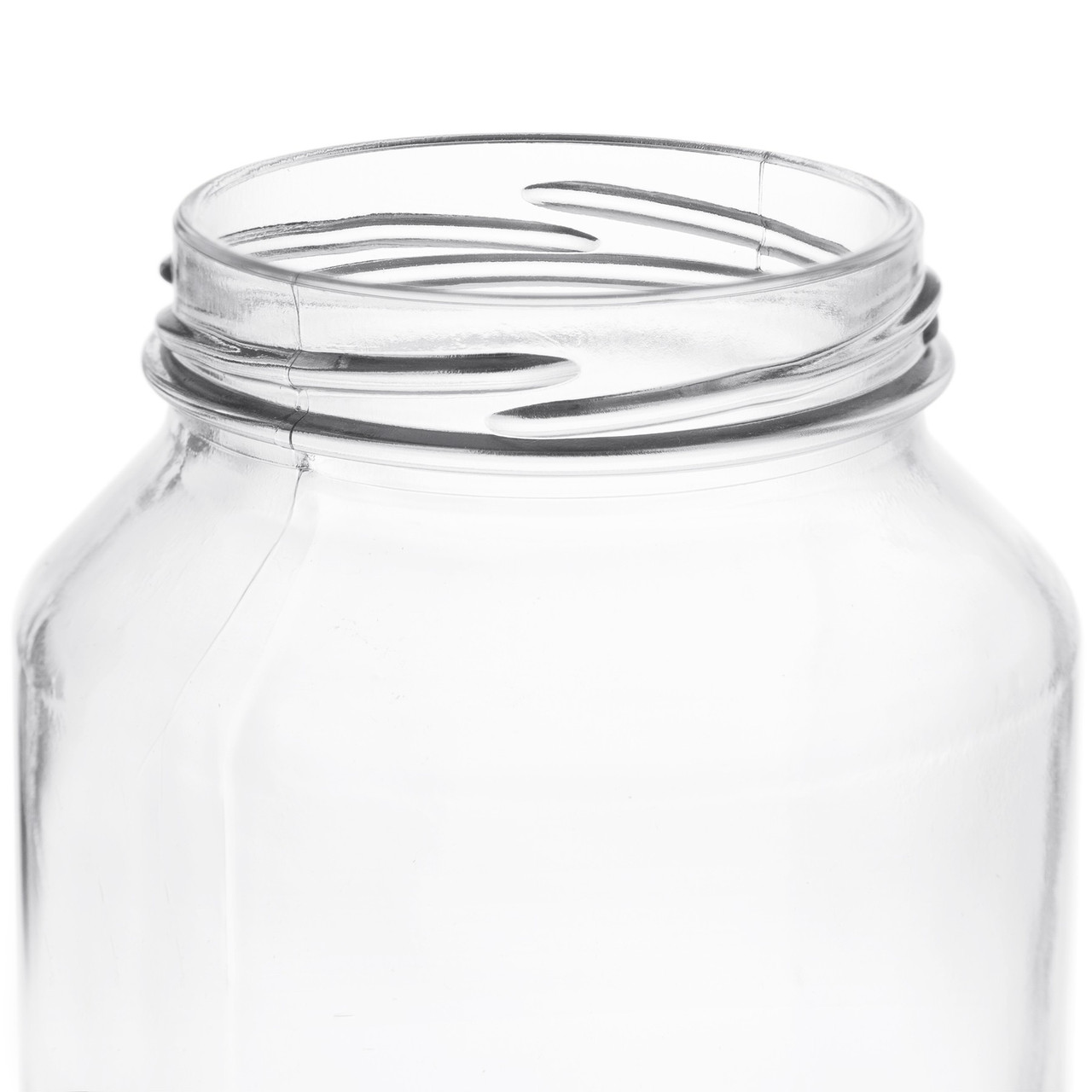 24oz Paragon Glass Jar Case 12/cs