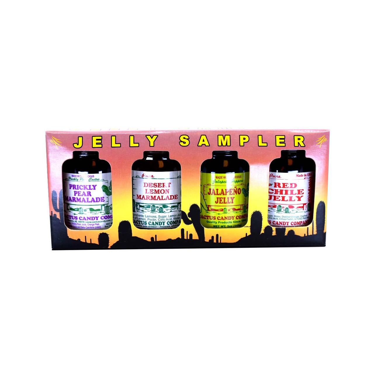 4-5oz Southwest Jelly Sampler