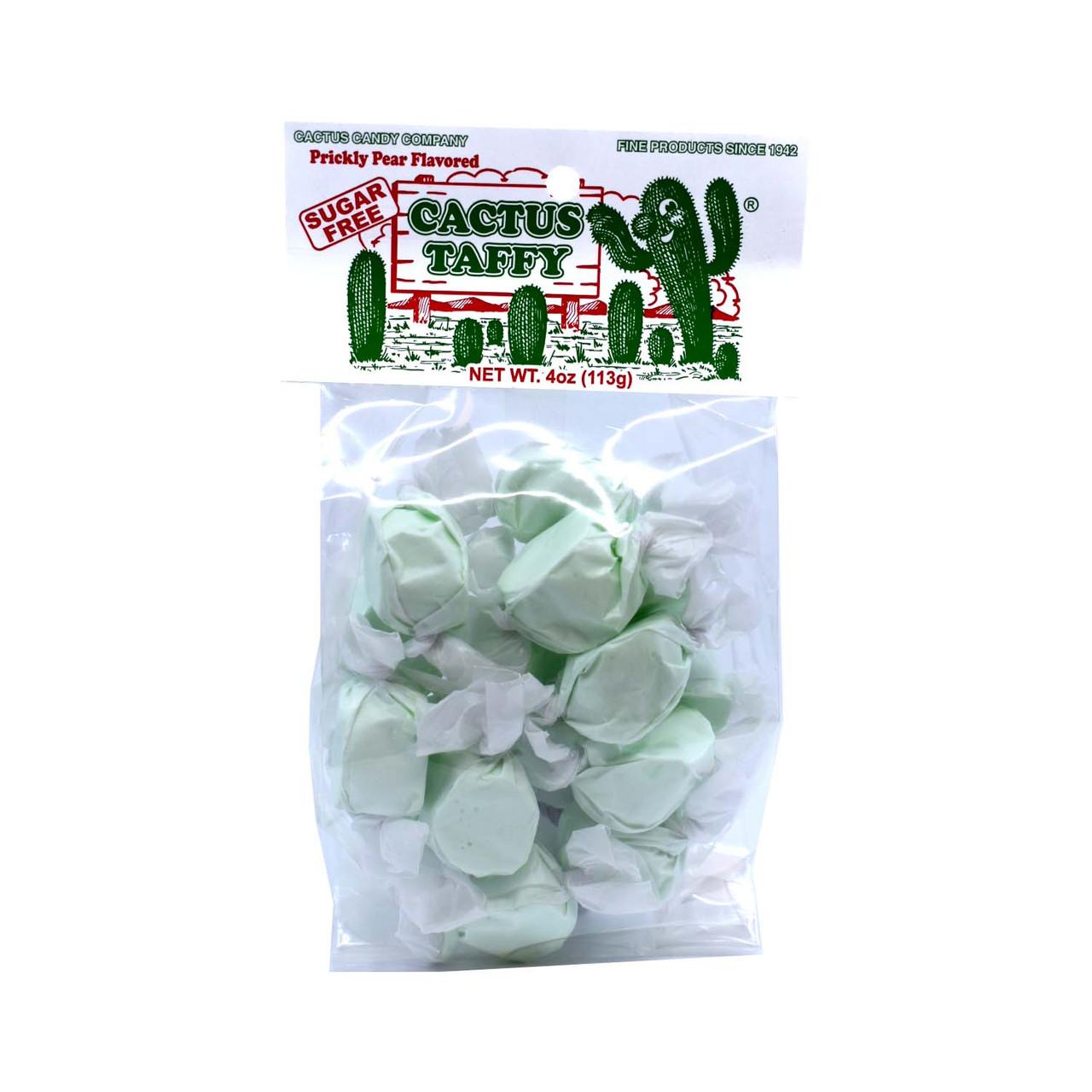 Sugar Free Prickly Pear Taffy Bag