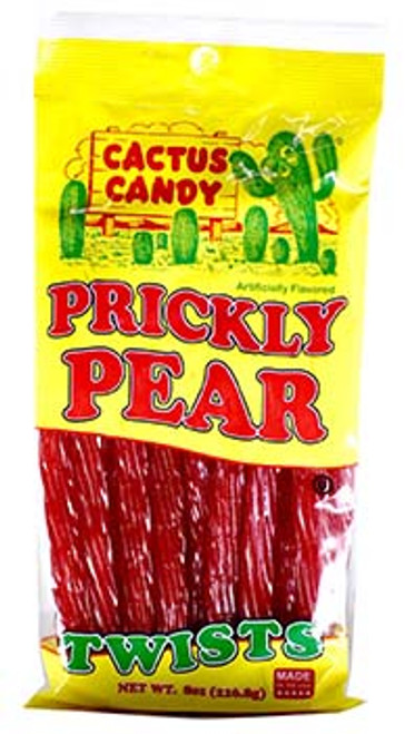 Prickly Pear Twists