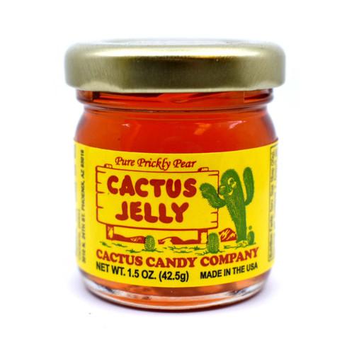 Cactus Jelly 1.5oz Glass Jar