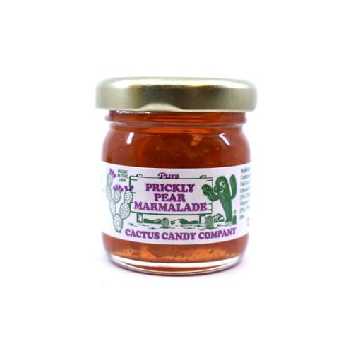 Prickly Pear Maramalade 1.5oz Glass Jar