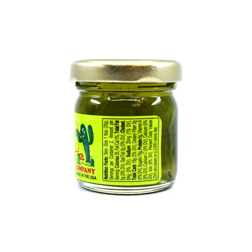 Jalapeno Jelly 1.5oz Glass Jar