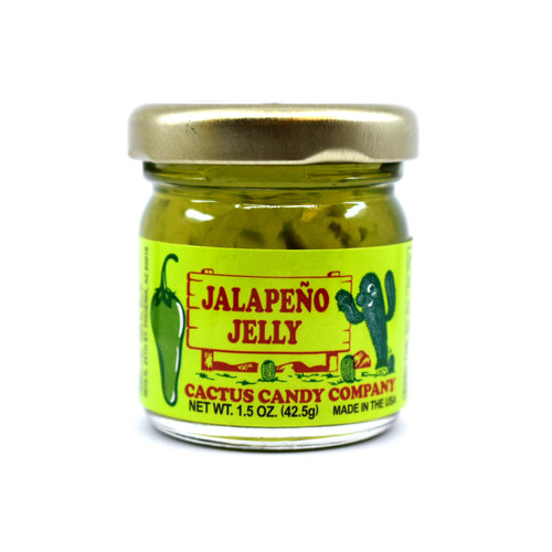Jalapeno Jelly 1.5oz Glass Jar