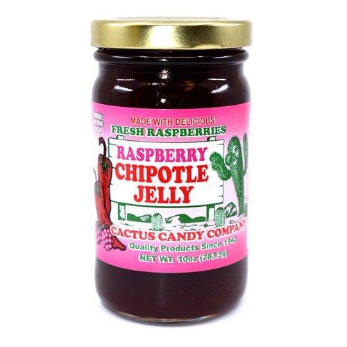 Chipotle Raspberry 10oz Glass Jar