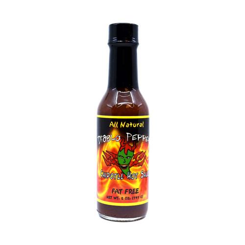 Diablo Pepper CHIPOTLE Hot Sauce 5oz