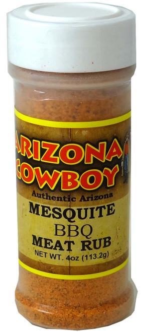 4oz Mesquite BBQ Rub
