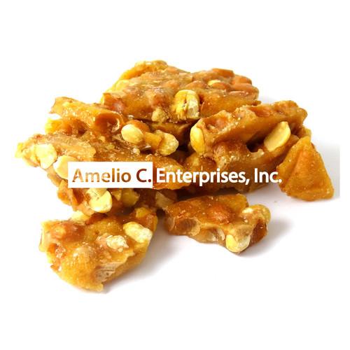 BRONCO BRITTLE (Gourmet Peanut Brittle) 4oz