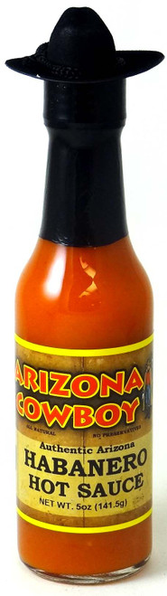 HABANERO Hot Sauce 5oz