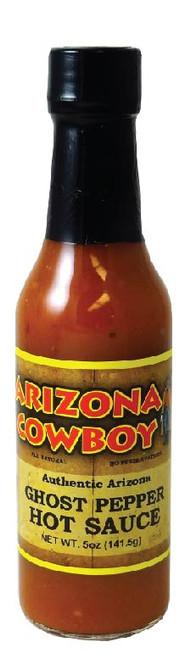 GHOST PEPPER  Hot Sauce 5oz