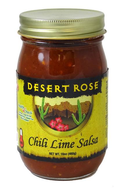 Chili Lime Salsa 16oz