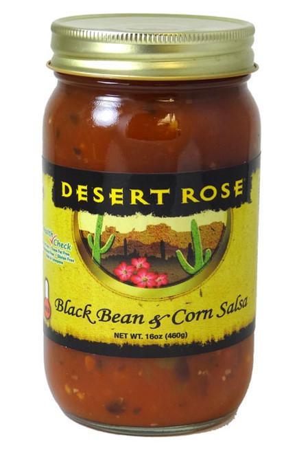 Black Bean & Corn Salsa 16oz