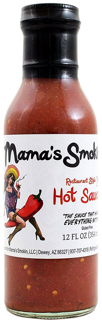 Restaurant Style Hot Sauce 12oz