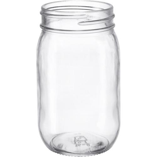 16oz Glass Mayo Jar Case 12/cs