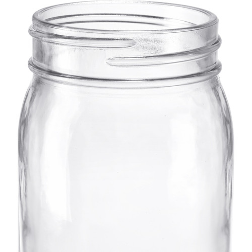 16oz Glass Mayo Jar Case 12/cs