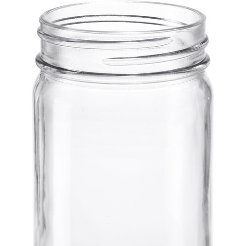 12oz Glass Mayo Jar Case 12/cs