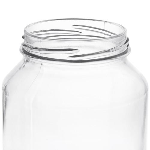 24oz Paragon Glass Jar Case 12/cs